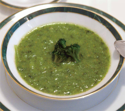 Garden Broccoli Soup
