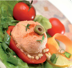 Mock Salmon Spread